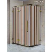 淋浴房玻璃夾絲夾絹夾膠安全淋浴房,夾絲玻璃廠定制