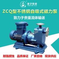 ZCQ型不锈钢磁力自吸泵耐酸碱磁力泵耐腐蚀磁力泵