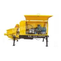泰山泰安煤矿巷道支护混凝土泵泵送距离远终身售后维护