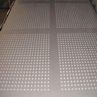纤维增强水泥穿孔吸声板,穿孔板