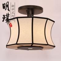餐厅新中式灯具新中式吸顶灯定制