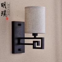 阳台新中式灯具新中式壁灯定制