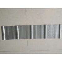 彩色镀铝锌穿孔压型钢底板开孔率23