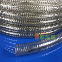 不含塑化剂输酒软管 食品级钢丝增强软管食品级塑料管