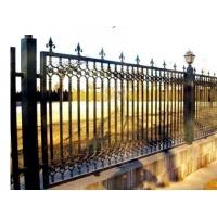 铁艺护栏定制铝艺护栏
