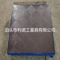 铸铁平板、铸铁平台、检验平台、划线平台、铆焊平台