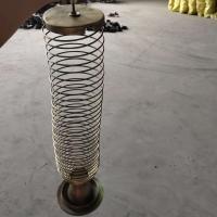 弹簧骨架除尘器骨架三大使用优点