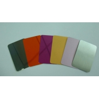 经营各系铝板 6061 5052橱柜加工用 装饰镜面铝板 氧