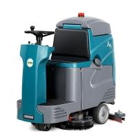 長淮CH-X70雙刷駕駛式洗地機中型洗擦一體機免維護款