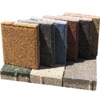 陶瓷透水砖众光特色高质量地面用砖