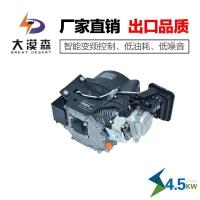 大漠森电动车增程器48v4500w分体式汽油发电机