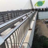 不銹鋼橋梁護欄河道隔離欄桿