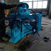 9米鋼板樁 打樁機 拔樁機