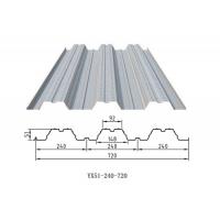 山西開口樓承板生產,720樓承板規格,祁縣怡達彩鋼