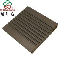 供应大波浪竹木地板,室外景观竹地板,景观竹木地板
