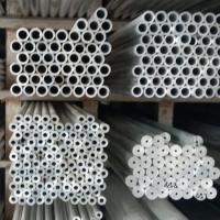 6063T5空心薄壁铝管 大口径铝管