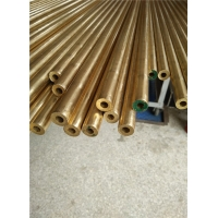 H59-3厚壁空心黄铜管 易车削加工黄铜管