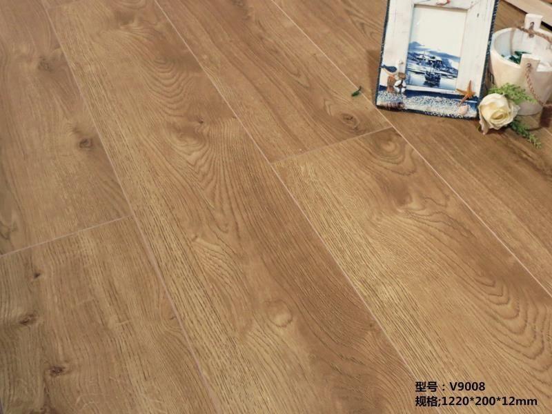 伊莱克斯地板-倒角复古系列 V9008