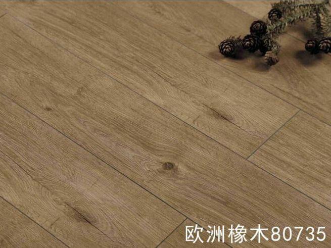 伊莱克斯地板-倒角复古系列 欧洲橡木80735