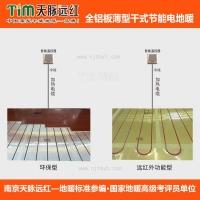 全鋁板薄型干式節能電地暖