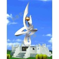 不锈钢雕塑@晋城不锈钢景观艺术造型雕塑