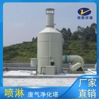 同勝環保酸堿廢氣處理噴淋塔凈化塔