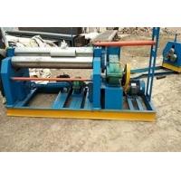 厚板卷圆机液压滚圆机机械全自动的卷板机1-4米