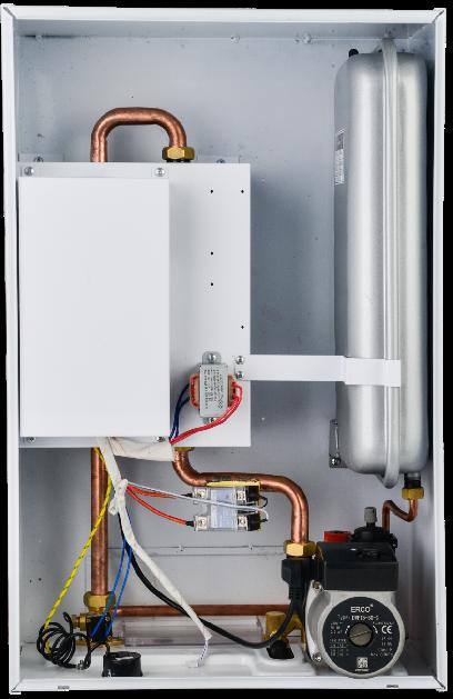 吉宝科技电壁挂炉应用方案RW55