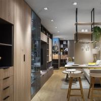 单身公寓首选定制设计 格调就是这么简单