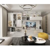 客厅空间 电视柜落地/组合收纳定制