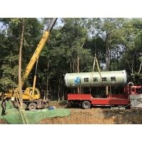 宜春白沙农庄一体化污水处理 设备