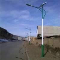 立朗供应邢台太阳能路灯景观灯6米10米