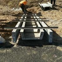 高速水溝鋼模板 混凝土現澆邊溝模板 定做廠家