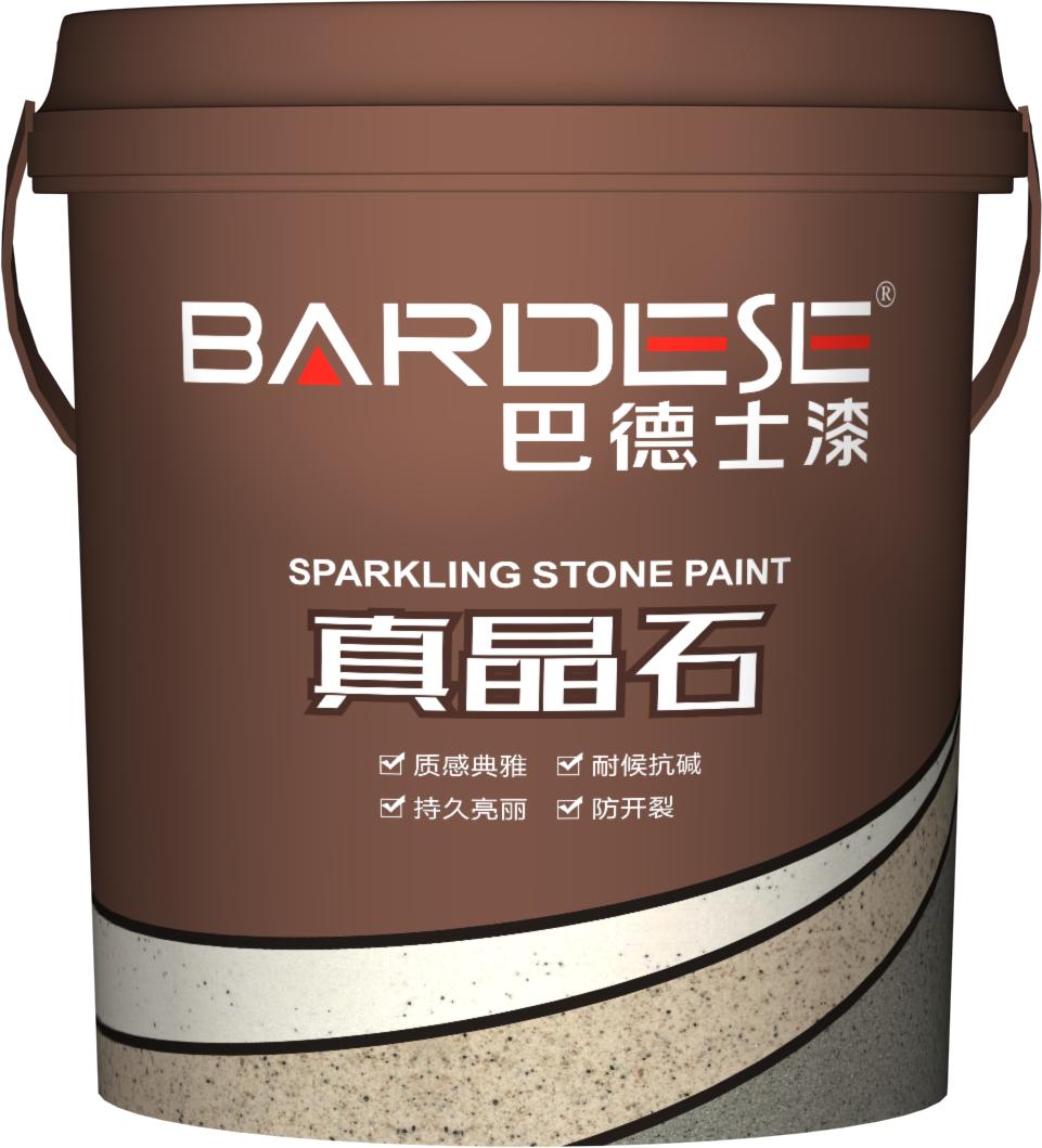 广东水包砂仿石漆厂家巴德士涂料