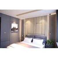 闽清 竹木纤维板 室内墙面装饰板 护墙板 批发 工程墙面板