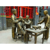 四川雕塑,假山人物定制施工