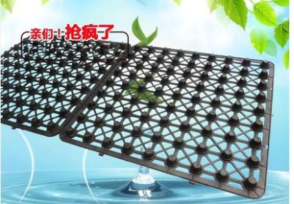 心悦 长沙塑料凹凸排水板 20高复合排水板/优惠多多
