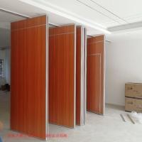 深圳赛勒尔移动屏风折叠门,吊滑式轨道折叠门