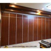 赛勒尔可隔音隔断深圳酒店移动屏风隔墙厂家