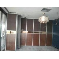 深圳赛勒尔硬包隔断墙餐厅可移动屏风公司