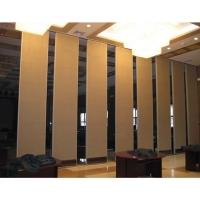 东莞赛勒尔酒店活动隔断吊折门定制设计