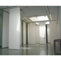 深圳赛勒尔活动隔断会议室推拉隔墙定制
