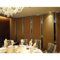 深圳黃江餐廳折疊隔斷平移活動門上門測量安裝