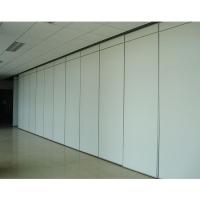 珠海会议室推拉滑轨隔断可伸缩屏风门定制厂家