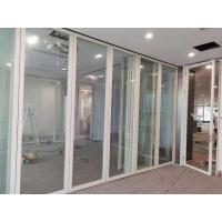 龍崗辦公玻璃隔斷移門深圳賽勒爾65型隔斷屏風墻定制