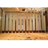 珠海酒店重型活动隔断隔音墙 室内玻璃屏风隔断厂家
