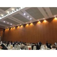 惠州惠阳酒楼折叠隔断隔墙包间活动屏风推拉门供应商