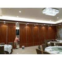广州饭店活动屏风隔音墙吊趟门设计定制