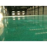 专业承接混凝土染色固化地坪,