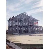 广东简豪轻钢结构房屋工厂 轻钢别墅品牌
